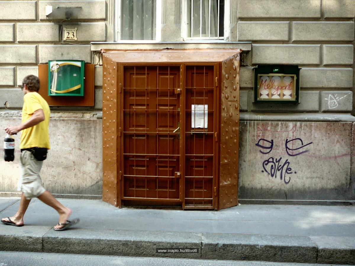 Addendum Ittivott Budapest